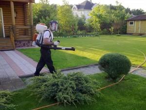 Услуги садовника - Обработка сада