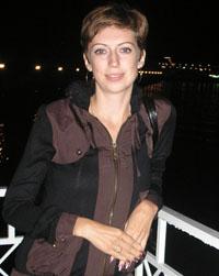 Ландшафтный дизайнер Алиса Самойлова