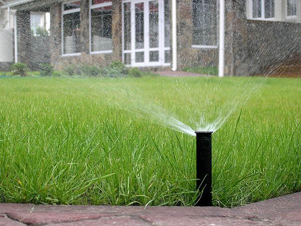 Ландшафтный дизайн: Автоматическая система полива