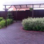 """Укладка тротуарной плитки - Студия ландшафтного дизайна """"Строй-Газон"""""""