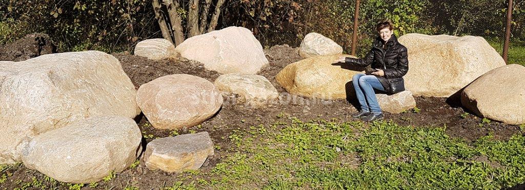 Камни для альпийской горки - Студия ландшафтного дизайна Строй-Газон